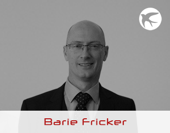 Barrie Fricker